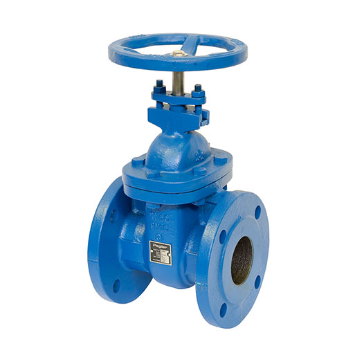 ANSI No-rising Metal Gate Valve